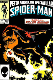 Spectacular Spider-Man #102 (May 1985)