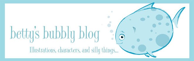betty&#39;s bubbly blog