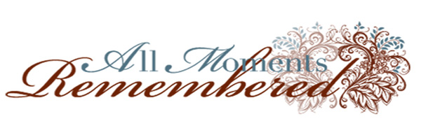 All Moments Remembered, Scrapbook Supplies