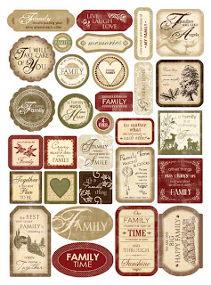 All Moments Remembered, Scrapbook Supplies: VINTAGE ...
