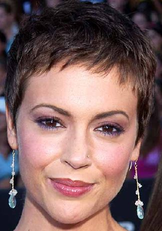short haircuts for thick hair 2011. hairstyles for thick hair