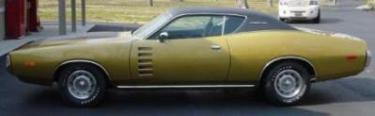 1972 Dodge Rallye Charger