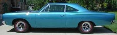 1968 426 Hemi Roadrunner