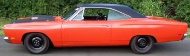 1969-1/2 Plymouth Roadrunner