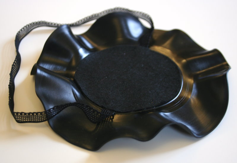 Tuppence Ha Penny How To Make A Hat From A Vinyl Record