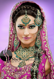 Indian Bridal Makeup For Parties - She9   Change The Life Style