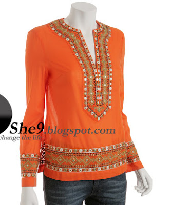 Casual Tops Spring Wear Shirts Casual Party Wears
