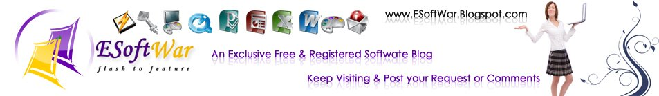 Free & Registered Softwares