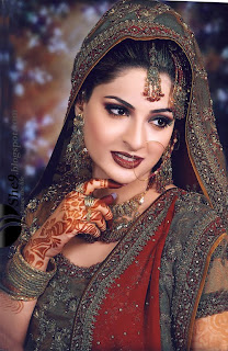 PakistaniandIndianBridalMakeupwwwShe9blogspotcom 2  - Make up And Dress of the day 27 March 10