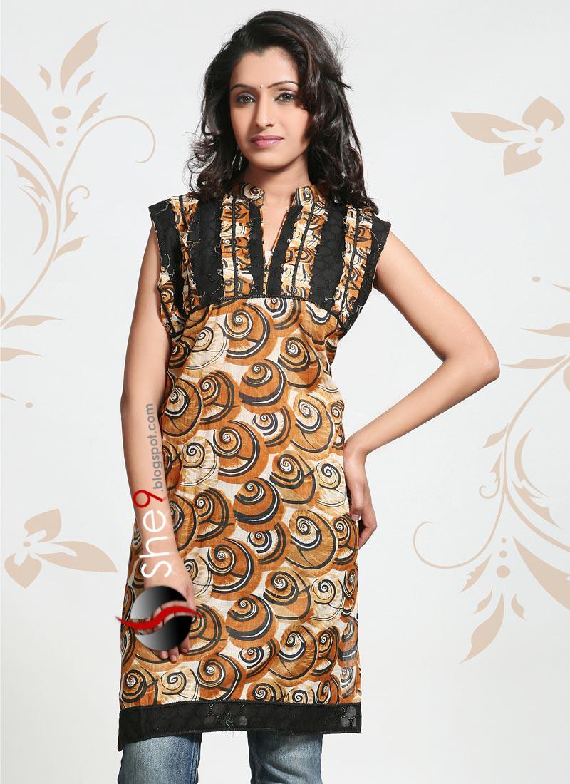 Kurti Fashion Indian Tunic Style Latest Kurti Styles She9 Change The Life Style