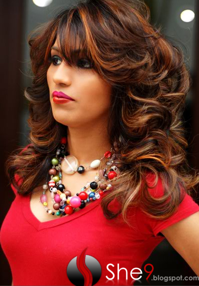 Casual Hairstyle Attractive Street Fashion