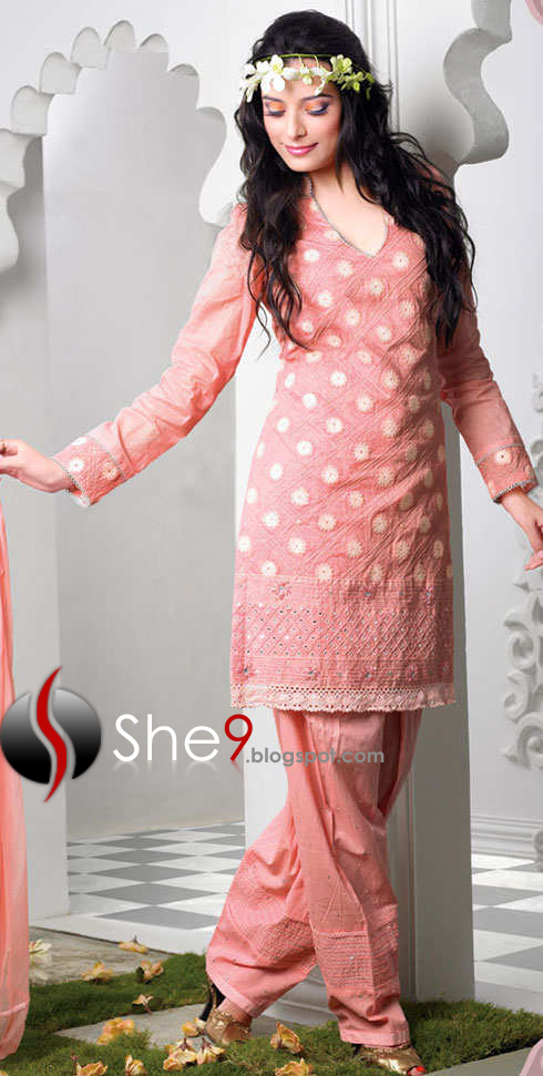 Net dresses pakistani images larki