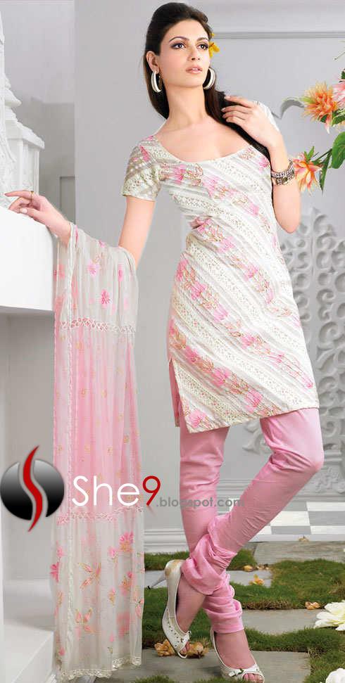Punjabi Suits Neck Designs