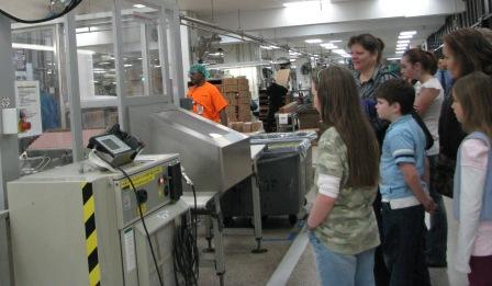 Mary Kay Manufacturing Tour