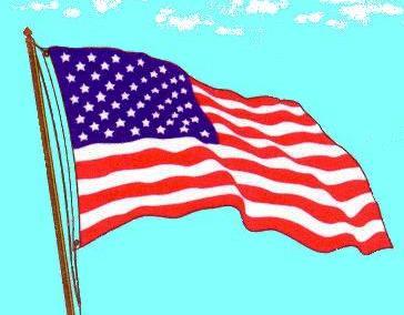 STALO SE...: Americká vlajka