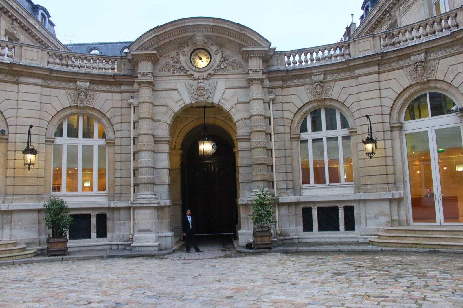 Columbia U Msred Paris 2011 Jeudi Avec Morgan Stanley