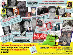 Segambreng Koruptor Banten 2002-2009