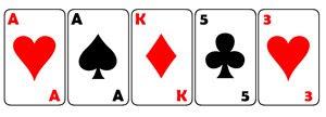 Jogadas de Poker, Um Par