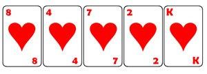 Jogadas de Poker, Flush