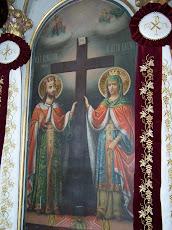 Νότιο κλίτος Αγίων Κωνσταντίνου & Ελένης