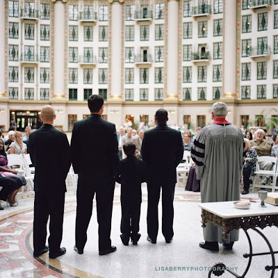 West Baden Indiana wedding