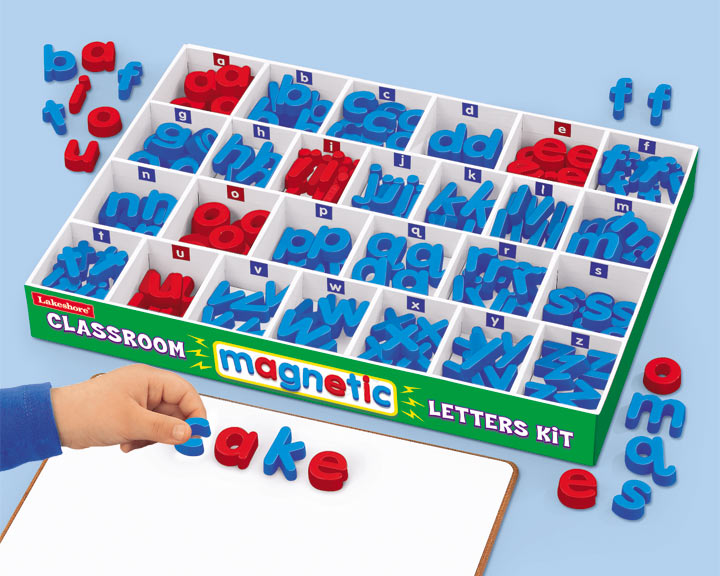 option two is to purchase the classroom magnetic letters kit from lakeshore learning at 3995 plus use their coupon code 1211 and receive 5 off your