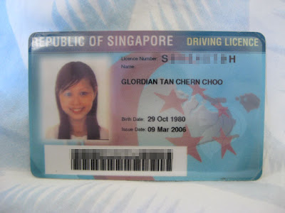 Glordians Diary My Usa Instructional Driving Permit