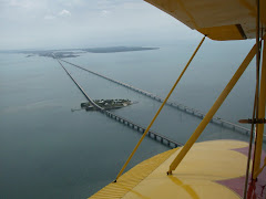 Pigeon Key and the 2 Seven mile bridges  Stuntmen walk on those wings.  YIKES!