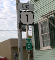 You know you're at the end of the road...Key West!