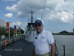 This submariner (also a Fred) led our tour of the  USS COBIA