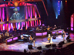 Little Jimmy Dickens onstage at the Grand Ole Opry