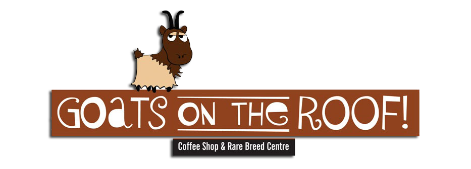 Goats On The Roof :: Coffee Shop and Rare Breed Centre