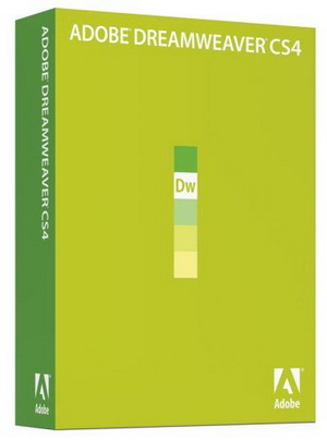 Adobe Dreamweaver CS4 (1 cd)