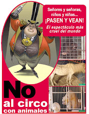 CIRCOS SI, CON ANIMALES NO