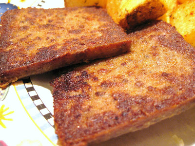 me HUNGRY!: Weird Food Wednesdays: Scrapple