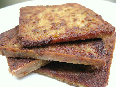Food Wednesdays Scrapple
