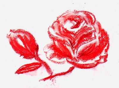 Rose Sketch 4