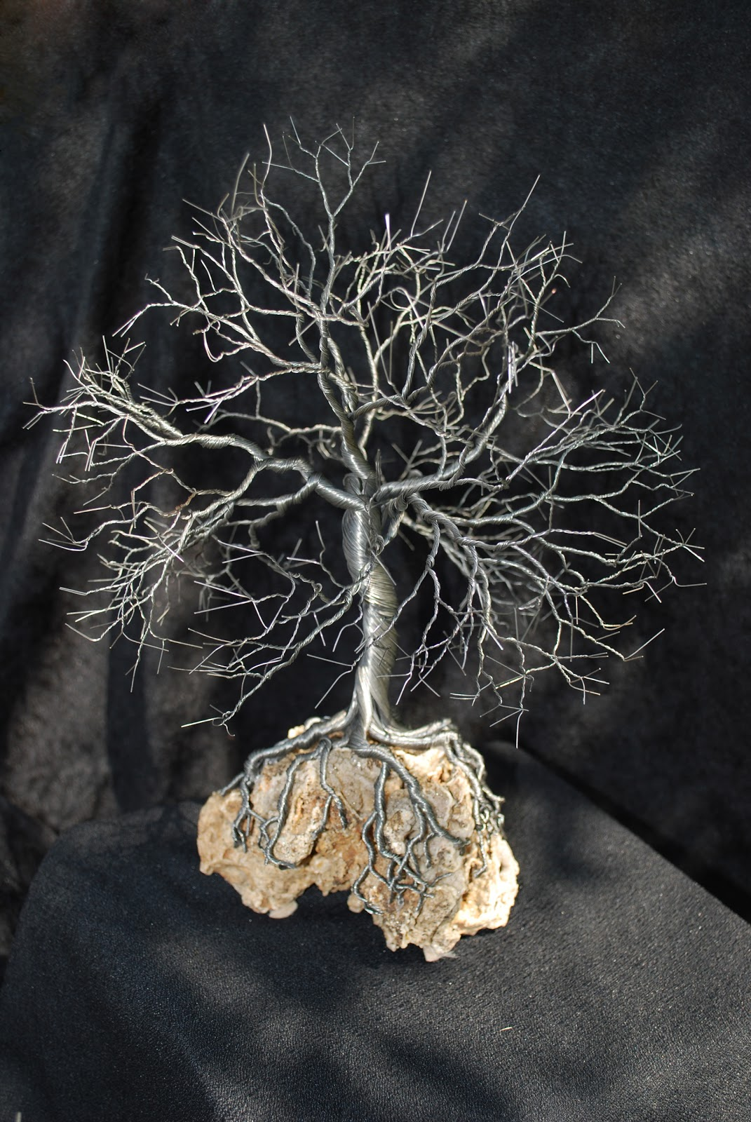 Live Wire Trees