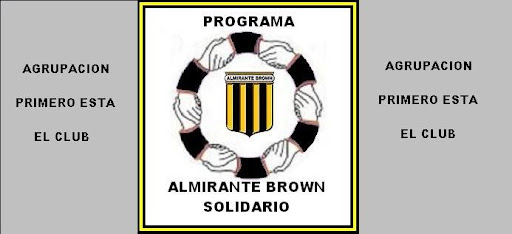 Almirante Brown solidario