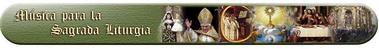 Musica para la Sagrada Liturgia