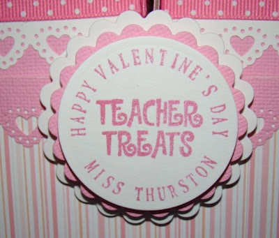 Valentine's Day Teacher Treats