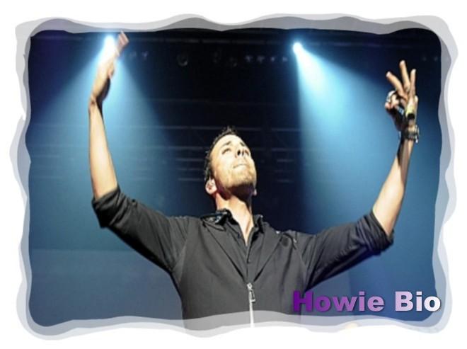 Howie D. Bio
