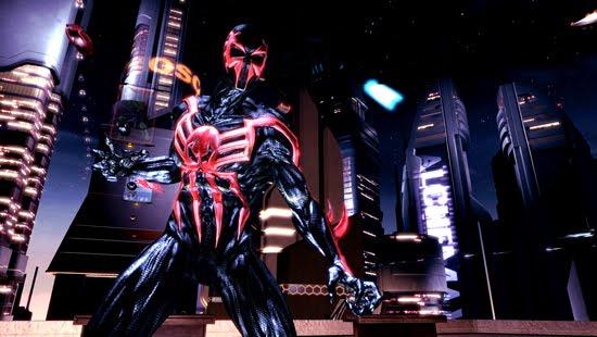 Spider-Man: Shattered Dimensions Destacado_Spidey20991