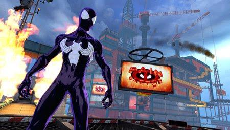 Spider-Man: Shattered Dimensions Spider-man-shattered-dimensions
