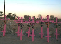 Remembering the victims of Juarez
