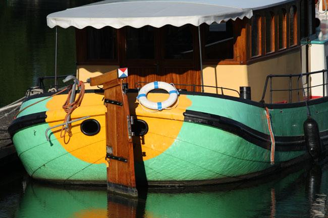 Bateaux au Port de France (Toul - 54) Toul+029