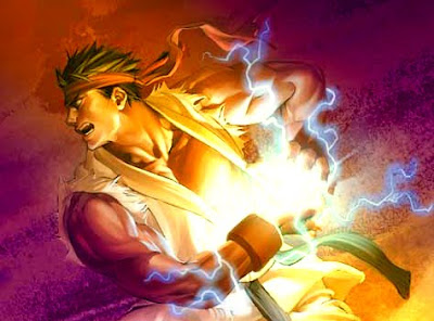 street fighter artworks