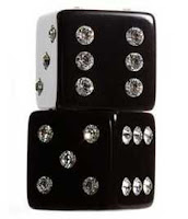 best diamond jewelry stubbed dice