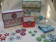 Concertina Card &amp; Tag Boxes Stamp Class Instructions