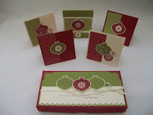 Delightful Decorations Cards & Tag Gift Box Instructions